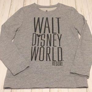 Authentic Walt Disney World Crewneck. Size Medium.